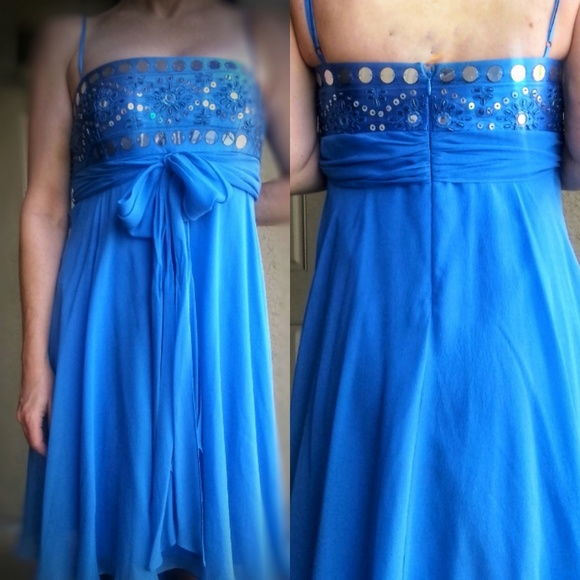 BCBG Dresses & Skirts - Mid-length Party Dress